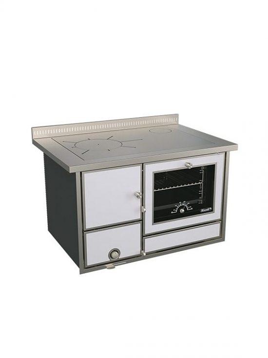 Kuchynský sporák na drevo pre kachliarov FE 90 , určené pre obmurovanie ,  podľa vlastných predstáv